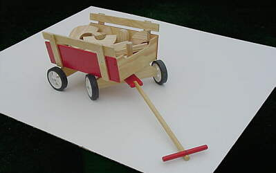 Tecnologia educativa sa foto detalle for Carrito bar de madera