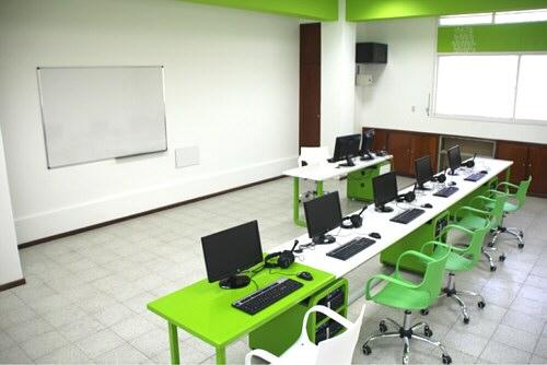 Pin mobiliario de laboratorio on pinterest for Muebles para aulas