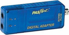Adaptador p/conectar sensores Science Workshop digitales a interfases PasPort PS-2159